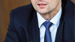 Hubert Nowak, wiceprezes Urzędu Zamówień Publicznych
