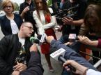 Ochojska: Nie jestem mediatorem, ale mogę być pośrednikiem w rozmowach w sprawie zakończenia protestu
