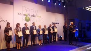 Perły Samorządu 2018 J.Baliński