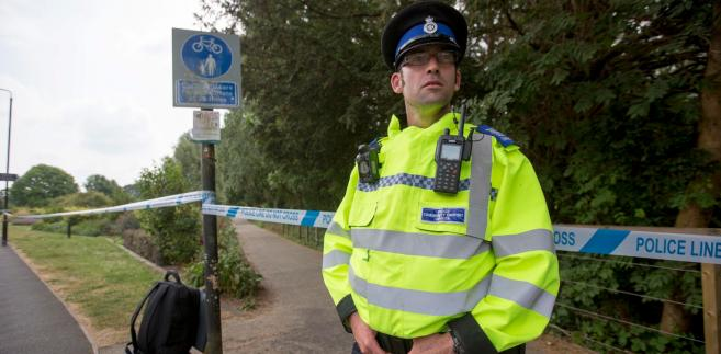 Brytyjska policja: Ranni bez obrażeń zagrażających życiu