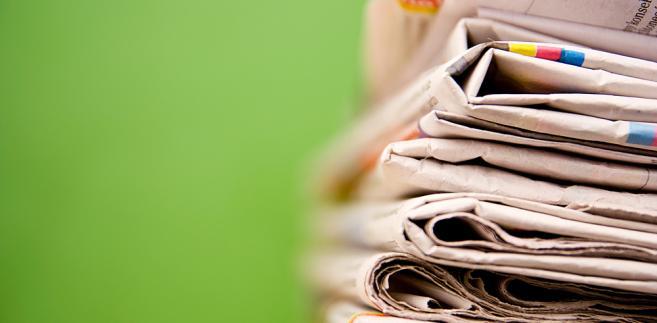 """""""Dziennik Gazeta Prawna"""" w czerwcu był cytowany 240 razy. Drugi w rankingu """"Puls Biznesu"""" cytowany był 92 razy, podium zamknął """"Forbes"""" z liczbą 58 cytowań."""