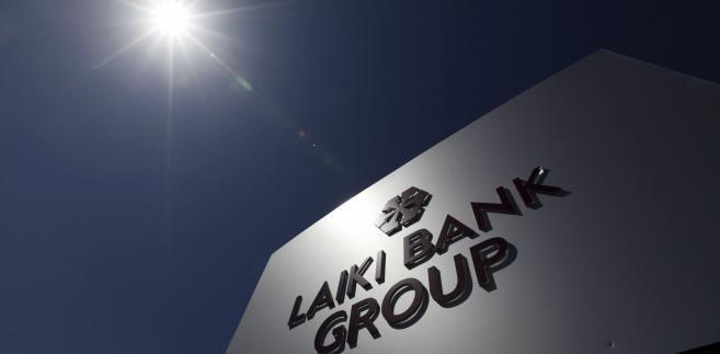 Laiki Bank Group zamiejscowy oddział Cyprus Popular Bank, drugiego banku na Cyprze.