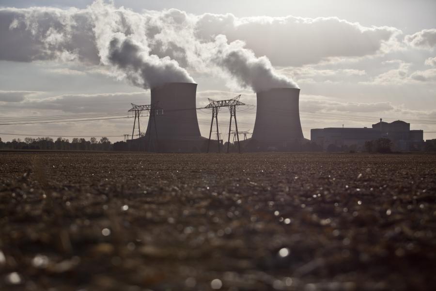 elektrownia atomowa, jądrowa