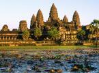 1. miejsce: Angkor Wat w Kambodży