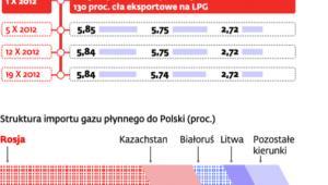 Przecena na rynku paliw powstrzymuje podwyżkę cen autogazu