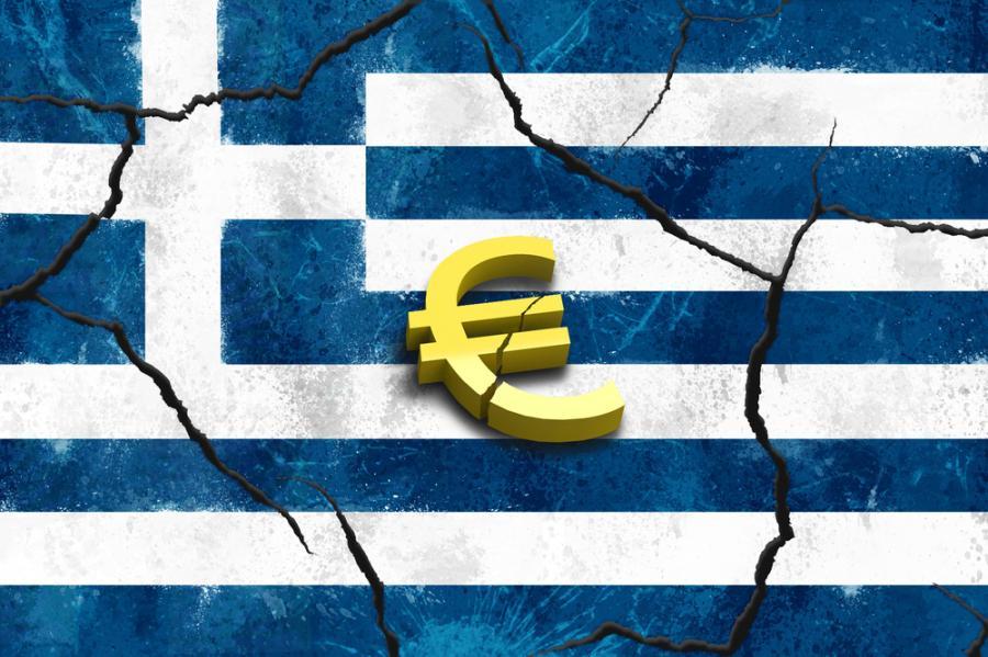 Grecja, euro