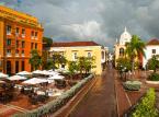 4. miejsce: Cartagena de Indias - miasto w północnej Kolumbii, nad Morzem Karaibskim.