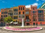 Majorka- od wiosny 2013 roku pasażerowie Ryanair będą mieli możliwość udania się w bezpośrednią podróż z Modlina na Palma de Mallorca na Majorce.