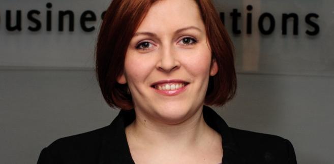 Agnieszka Durlej, Client Group Manager Western Union Business Solutions Polska
