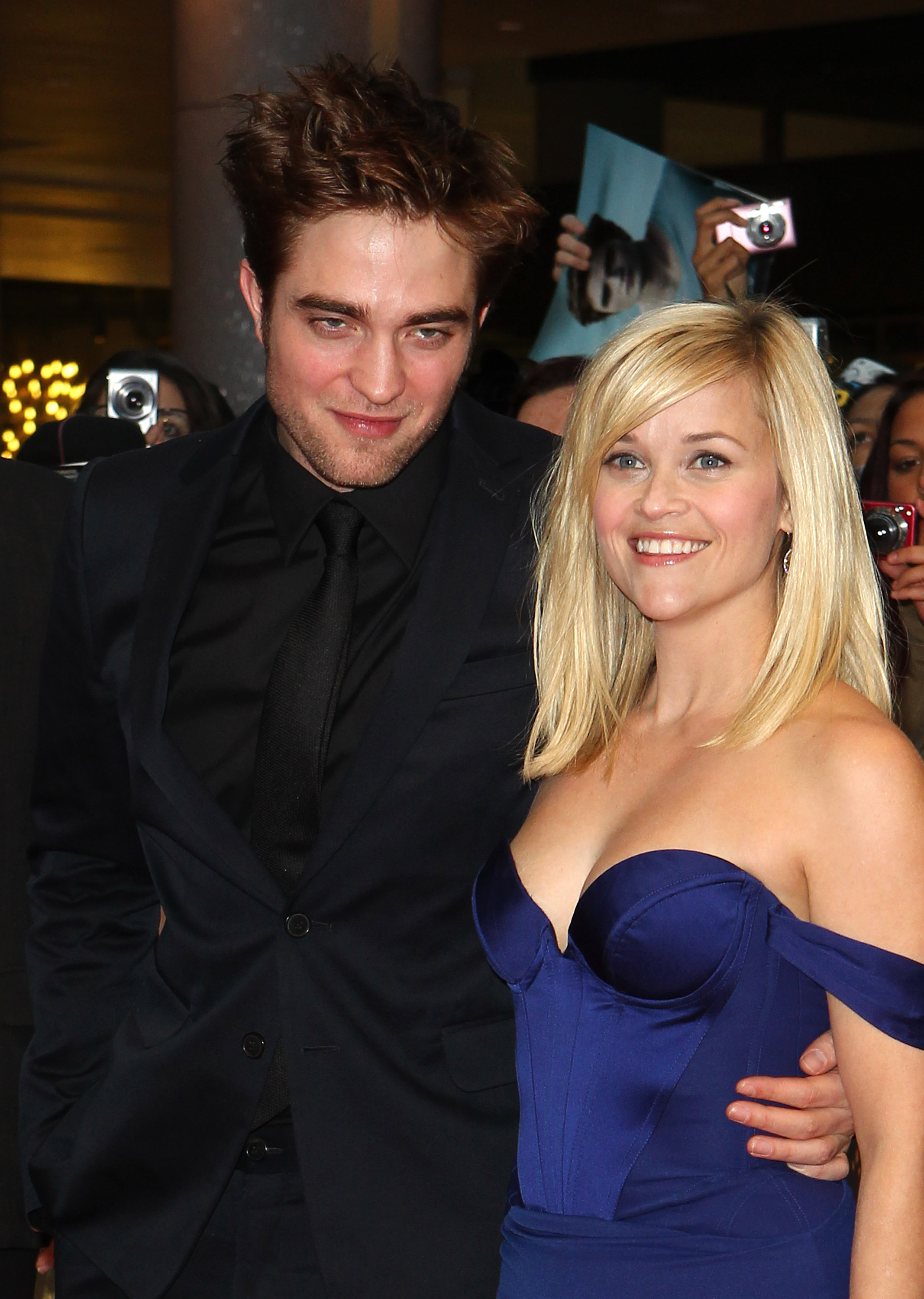 Reese Witherspoon i Robert Pattinson