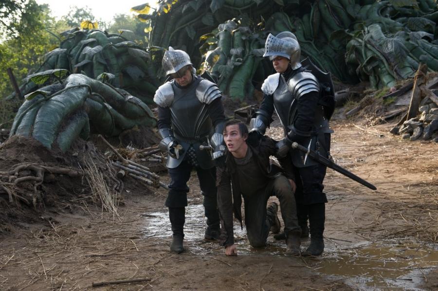 """Nicholas Hoult w filmie """"Jack pogromca olbrzymów"""""""