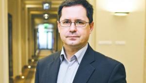 Janusz Sejmej, rzecznik prasowy Ministerstwa Pracy i Polityki Społecznej