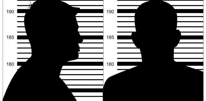 przestępca, złodziej, więzienie