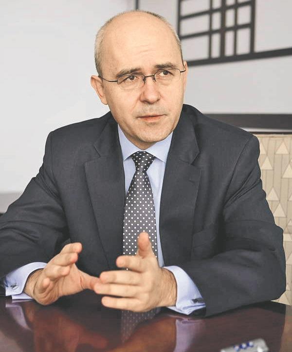 Tomasz Michalik  fot. Wojciech Górski