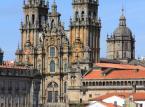 4. miejsce: Santiago de Compostela - miejsce spoczynku Św. Jakuba Większego jednego z dwunastu apostołów, uczniów Jezusa Chrystusa. Od średniowiecza znany ośrodek kultu i cel pielgrzymek.