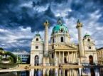 Wiedeń w Austrii