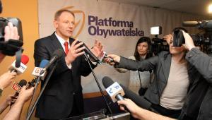 Kulisy zwycięstwa Protasiewicza: Głos delegata za pracę w KGHM