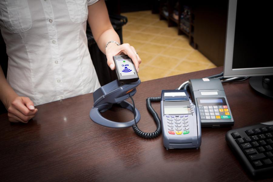 płatności mobilne, nfc