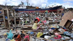 Zobacz, jak wyglądają Filipiny po przejściu tajfunu Haiyan