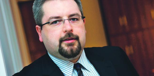 Przemysław Wierzbicki, adwokat, wspólnik zarządzający Wierzbicki Adwokaci i Radcowie Prawni/ Autor: Wojtek Górski