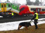 Zderzenie pociągów SKM w Warszawie: Jeden tor między Rembertowem a Sulejówkiem przejezdny