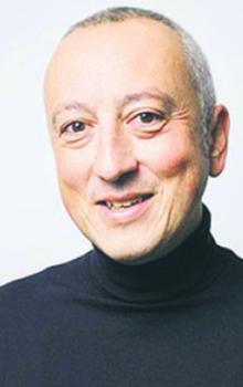 Steve Perry, wiceprezes Visa Europe