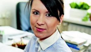 Patrycja Kołecka, ekspert ds. alimentów w wydziale polityki społecznej Mazowieckiego Urzędu Wojewódzkiego