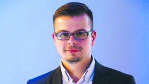 Michał Fura, rzecznik UPC