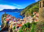 Na 3. miejscu najchętniej wybieranych kierunków wakacyjnych znalazły się Włochy, pomimo bardzo dużego spadku zainteresowania wynoszącego aż 16,4%.