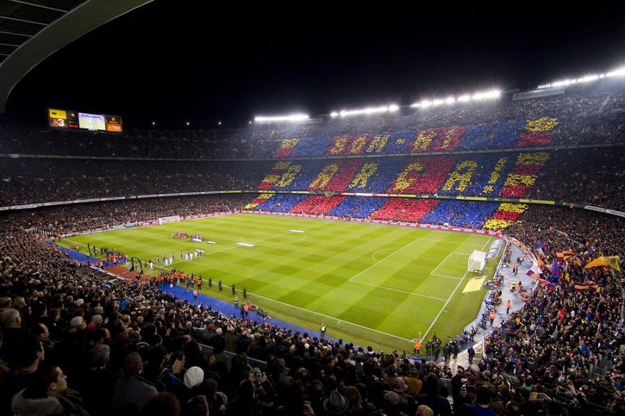 Barcelona-stadion
