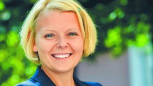 """Dr Karolina Kremens, procesualistka z Uniwersytetu Wrocławskiego, współautorka analizy """"Obciążenie powszechnych jednostek organizacyjnych prokuratury i prokuratorów postępowaniami przygotowawczymi w 2011 r."""""""