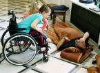 Sondaż: Polacy popierają protest rodziców niepełnosprawnych dzieci