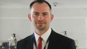 Łukasz Filim, przewodniczący Rady Wykonawczej Polish Professionals in London.