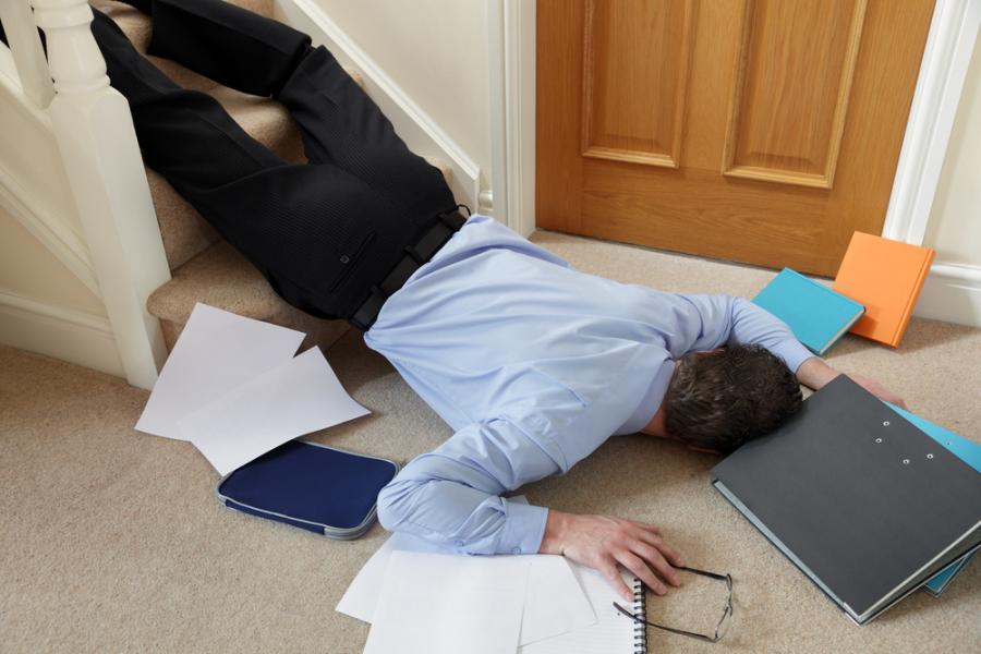 Wypadek przy pracy