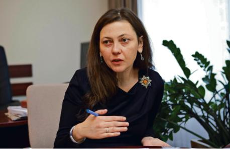 Dr hab. Monika Zbrojewska, wiceminister sprawiedliwości
