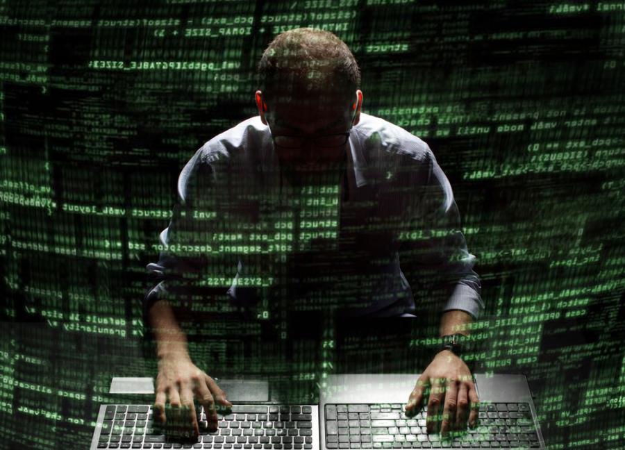 haker, internet