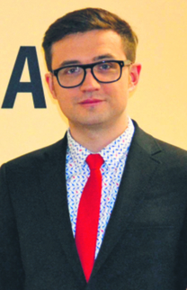 Marcin Smolik dyrektor Centralnej Komisji Egzaminacyjnej