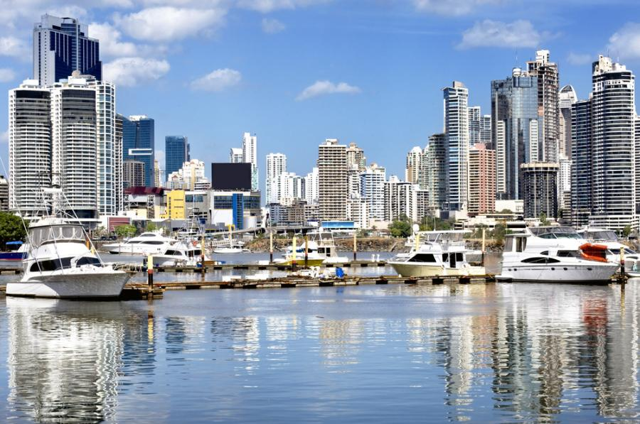 Panama, miasto