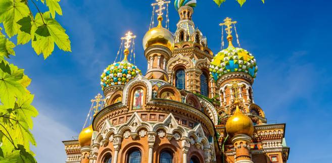 Sobór Zmartwychwstania Pańskiego, Sankt Petersburg, Rosja