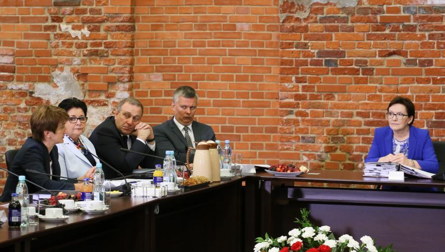 Posiedzenie Rady Ministrów w łódzkiej Specjalnej Strefie Ekonomicznej