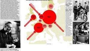 Gospodarka europejska stała na imigrantach