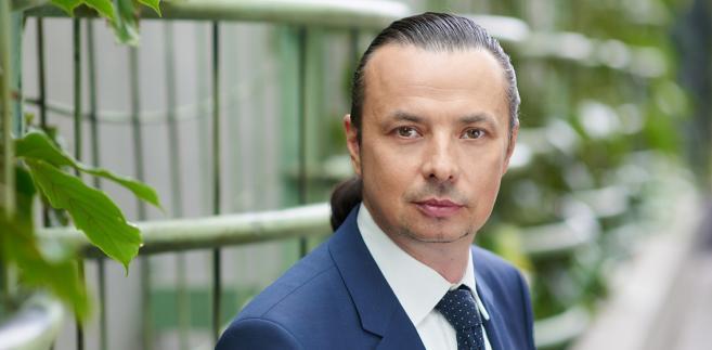 Maciej Roch Pietrzak - prezes PMR Restrukturyzacje SA,  syndyk licencjonowany, doradca restrukturyzacyjny