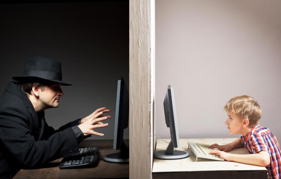internet, dziecko