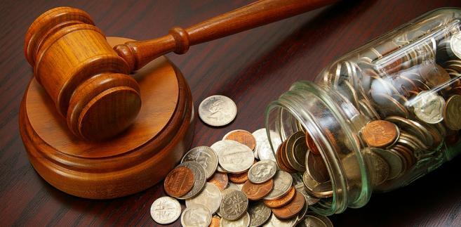 sąd, prawo, pieniądze, koszty sądowe