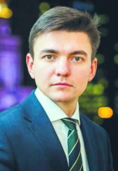 Maciej Górski, adwokat z Instytutu Badań nad Prawem Nieruchomości