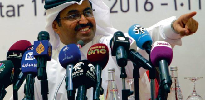 Gospodarzem spotkania w Ad-Dausze był katarski minister energetyki Mohammed bin Saleh