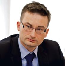 Tomasz Darkowski dyrektor departamentu legislacyjnego w Ministerstwie Sprawiedliwości