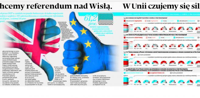 Czy Polacy potrzebują referendum ws. członkostwa w UE?