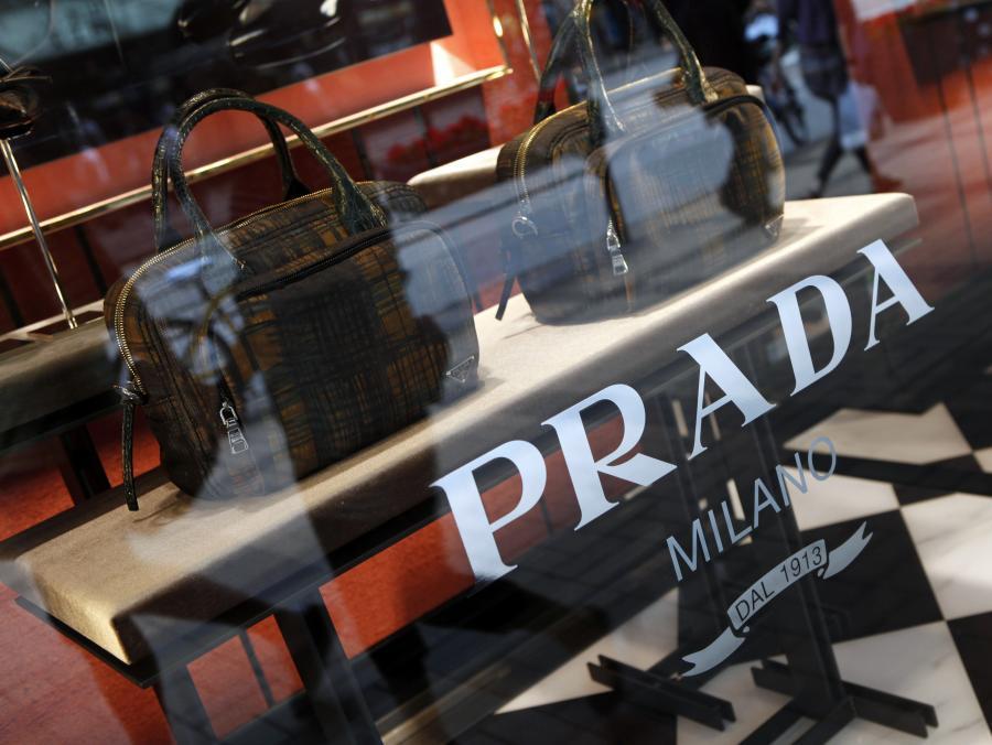 Butik domu mody Prada