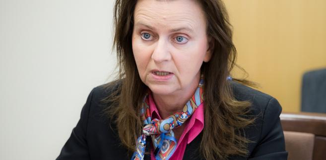 Gertruda Uścińska / fot. Wojtek Górski